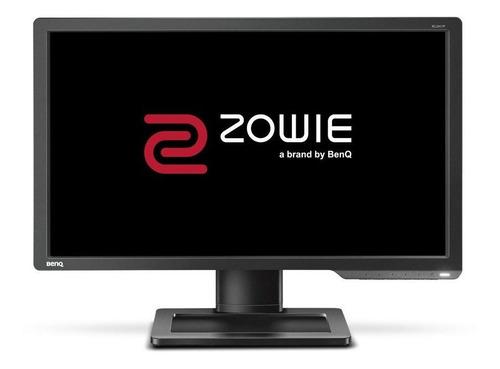 """Imagen 1 de 3 de Monitor gamer BenQ XL Series XL2411P led 24"""" negro 100V/240V"""