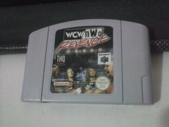 Nintendo 64 - Wcw / Nwo Revenge - ( 1998 )