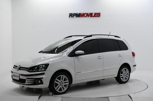Volkswagen Suran 1.6 Highline Manual 2017 Rpm Moviles