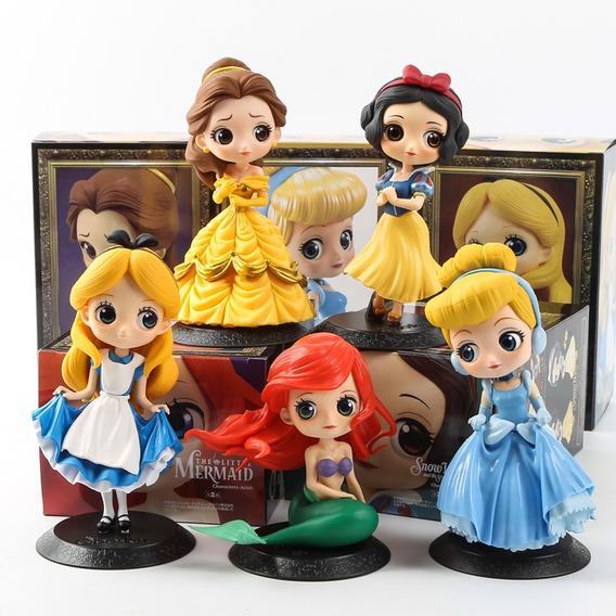 Figures Princesas Disney Varios Modelos Com Caixa
