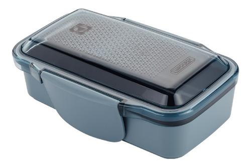 Porta Comidas X 2 Electrolux 950ml Freezer - Micro Negro