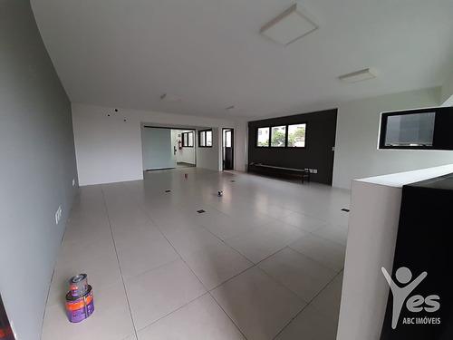 Imagem 1 de 10 de Ref.: 8025 - Sala Comercial, 75m², 01 Vaga De Garagem, Bairro Jardim, Santo André - 8025