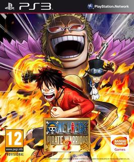 One Piece Pirate Warriors 3 Exclusivo Version Preventa Ps3