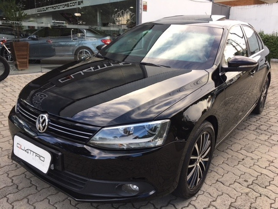 Vw Jetta 2.0 Tsi Highline Blindado 2012