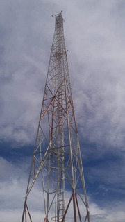 Torre Antenas Autoportante Via Radio Fm Wireless 10 A 60 Mt