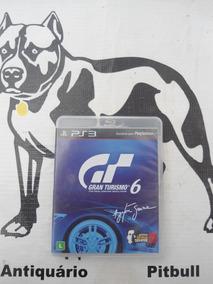 Gran Turismo 6 Ayrton Senna Playstation 3