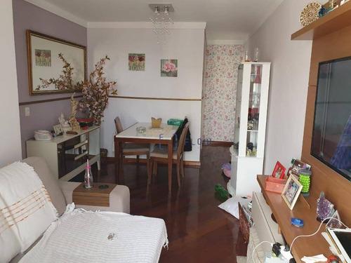 Apartamento Com 3 Dormitórios Para Venda E Locação - Ap8476