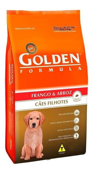 Raçao Golden Frango E Arroz Filhote 15 Kg