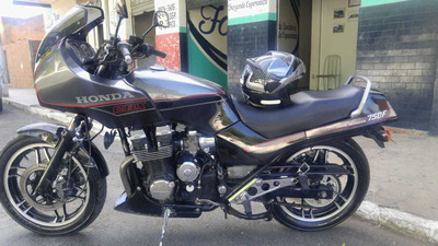 Cbx 750 7 Galo, Ano 88