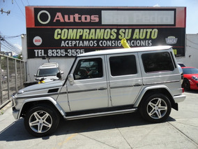 Mercedes Benz Clase G500 Blindado Nivel Iv Plus 2010