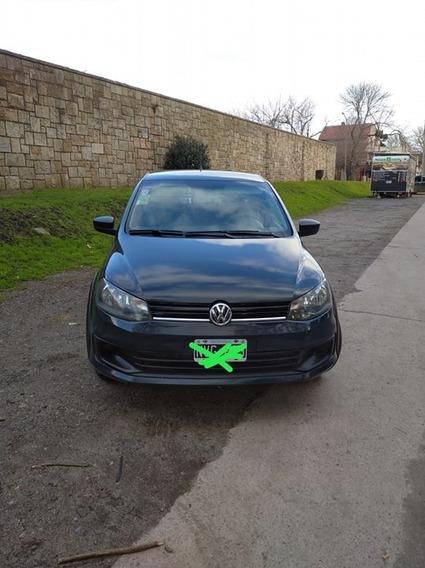 Volkswagen Saveiro 1.6 Gnc Cabina Y Media