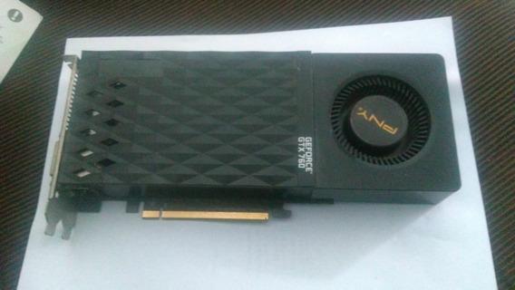 Geforce Gtx 760 Pny, Com Defeito