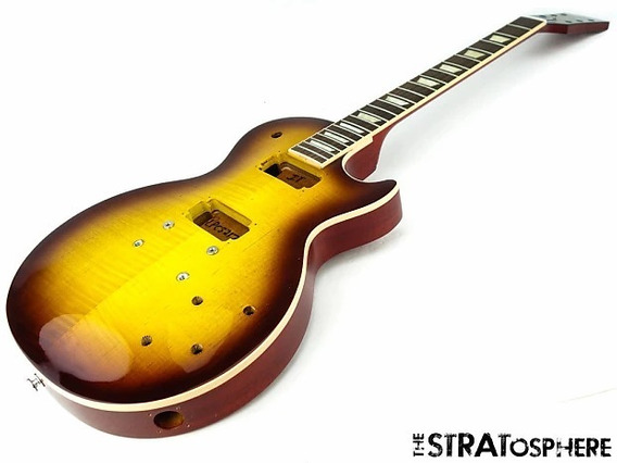 2017 Gibson Usa Les Paul Classic Plus - Desmontada Encomenda