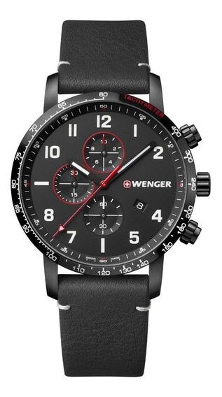Relógio Masculino Suíço Wenger Atitude Chrono 01.1543.106