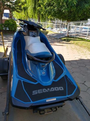 Moto De Agua Sea Doo Gti 130 Se 2019