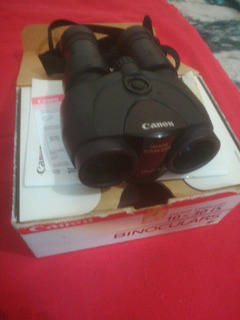 Binoculares Canon 10 X 30 Is
