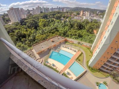 Apartamento No Residencial Magnus Park, Bairro Garcia, Contendo 2 Dormitórios E Demais Dependências. Completa Infraestrutura De Lazer. - 3576669