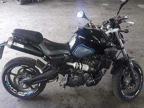 Yamaha Mt 03 660 2008