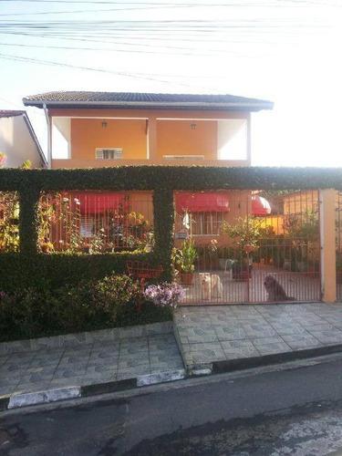 Casa Com 2 Dormitórios À Venda, 215 M² Por R$ 395.000,00 - Jardim Cerejeiras - Arujá/sp - Ca0621