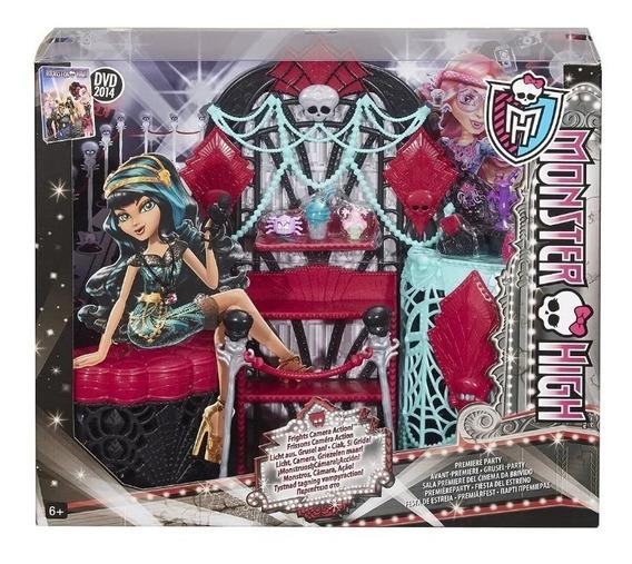 Kit Monster High - Sustos Câmera Ação! Mattel Bdd89