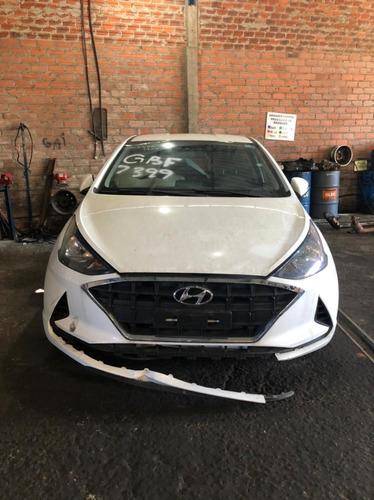 Imagem 1 de 7 de Sucata Hyundai Hb20 1.6 2019/2020 Flex 130cvs