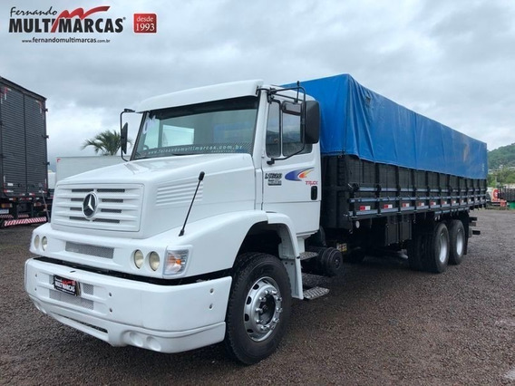 Mercedes Benz L 1620 - Carroceria 8.70m