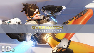 Overwatch Edicion Legendaria