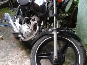 Honda Cg 125 Fan - Nada Para Fazer