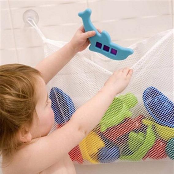 Guardar Organizar Brinquedo Banho Bebê Criança