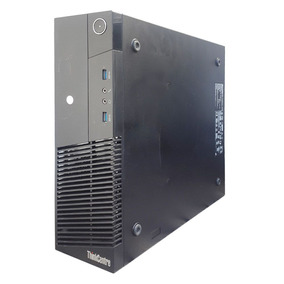 Desktop Lenovo M93p Intel Core I7 4gb Ddr3 Hd 320gb Wifi