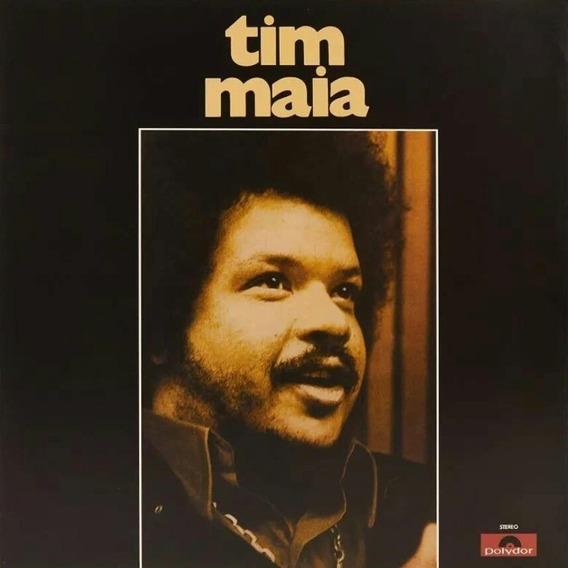 Lp / Vinil Tim Maia 1972 Novo (lacrado)