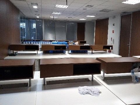 Centro - Rodrigo Silva Esquina Com Assembleia - Andar Corporativo Pronto Para Uso, Alto Padrão - Sa00045 - 3061561