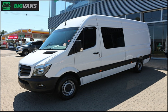 Sprinter 2019 415 0km Mista 9l Coffee Break Branca