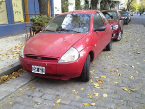 Ford Ka (tattoo) 1.0 2001 Nafta/gnc