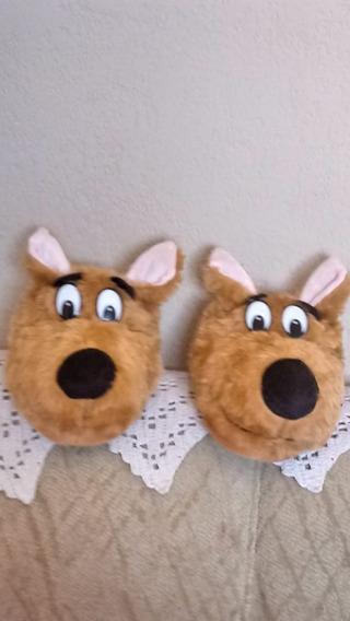Pantufas Do Scooby Doo Unissex