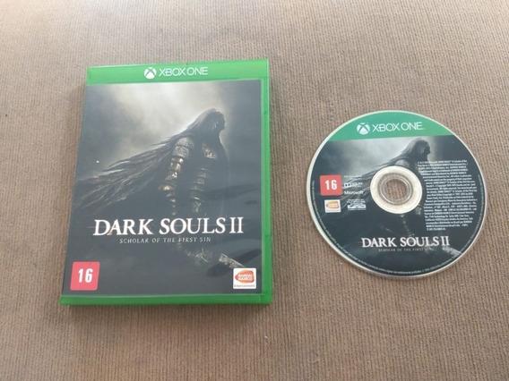 Dark Souls 2 Scholar Of The Frist Sin - Original.