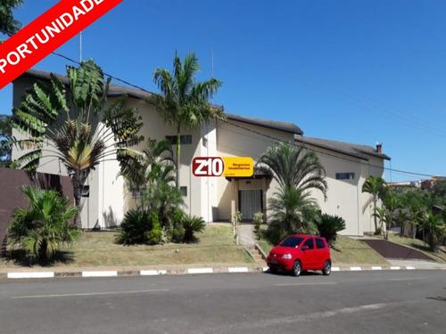 Imagem 1 de 25 de Ch01815 - Belíssimo Sobrado - Residencial Ecopark - Km 130 Da Castelo Branco Sentido Sp. - At 2.700m², Ac 700m² - Z10 Imóveis - Tatuí/sp. - Ch01815 - 69486765