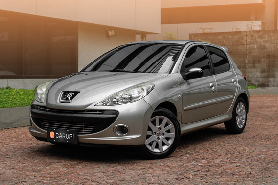 Peugeot 207 1.6 Xs 16v Flex 2p Manual