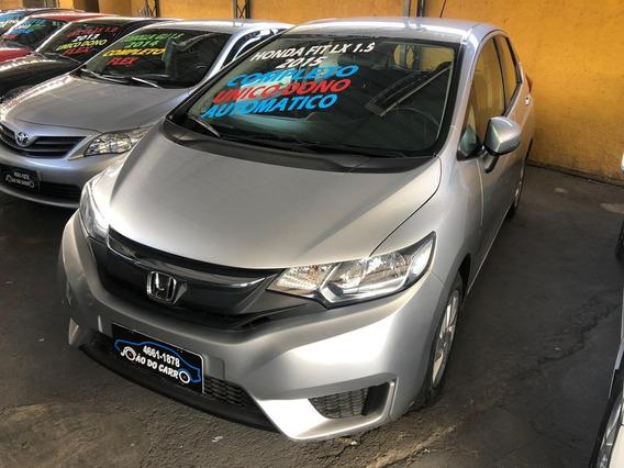 Honda Fit 1.5 Lx 201516v Flex 4p Automático