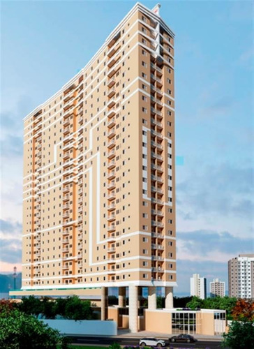 Apartamento, 2 Dorms Com 46.55 M² - Vl Nossa Senhora Amparo - São Vicente - Ref.: Cdl231 - 24cdl231
