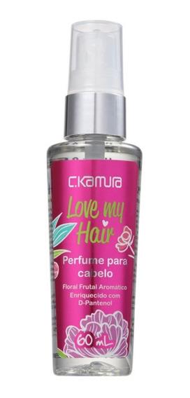 C.kamura Love My Hair-perfume Para Cabelo 60ml Beleza Na Web