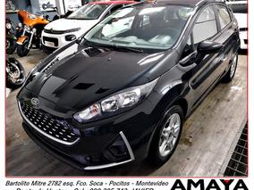 Amaya Garage Nuevo Ford Fiesta Versiones Desde U$s 18.990
