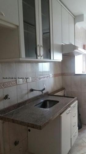 Apartamento Para Venda Em Osasco, Parque Continental, 3 Dormitórios, 1 Banheiro, 1 Vaga - 2435_2-721095