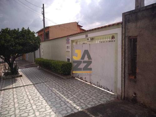 Imagem 1 de 30 de Excelente Casa Térrea Com 2 Dormitórios À Venda, 170 M² Por R$ 425.000 - Jardim Campos Elíseos - Campinas/sp - Ca13846