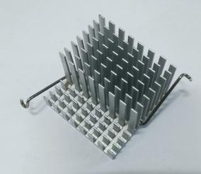 Dissipador Chips. Kit 03 Mini Dissipadores Térmico