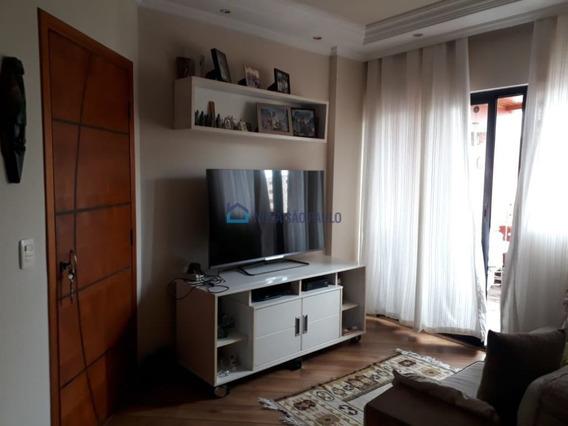 Apartamento Reformado No Cambuci, Aceita Permuta, 2 Vagas De Garagem, Ótima Localização E Comércio. - Bi25680