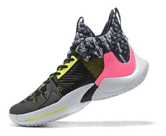 Tênis Jordan Why Not Zer0.2 Idc - Multi Cores