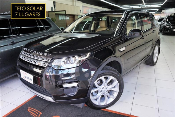 Land Rover Discovery Sport 2.0 16v Turbo Diesel Hse 4p Autom