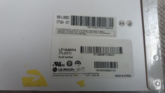 Tela Notebook Lcd 15.4 Lp154wx4 (tl) (c1) Dv6000