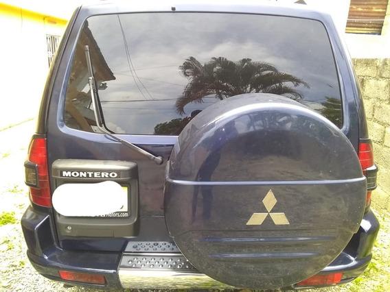 Mitsubishi Montero Limited Año 2002 En Optima Condiciones